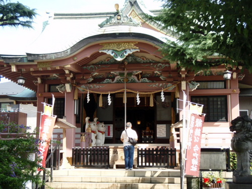 今戸神社 メロンパン 104.JPG